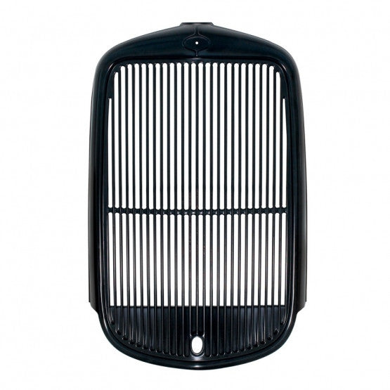 1932 Ford Truck and Commercial Radiator Grill Shell - Black Steel - Main