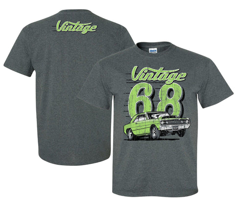 1968 Dodge Dart Vintage T-Shirt - Live Fast Supply Company