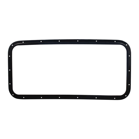Image of Rear Interior Window Frame For 1930-1934 Ford Pickup Truck (Main)