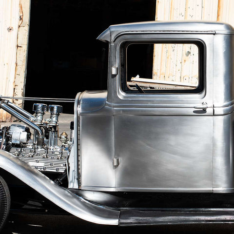 Image of Cowl Side Panel for 1932-34 Ford Truck - R/H