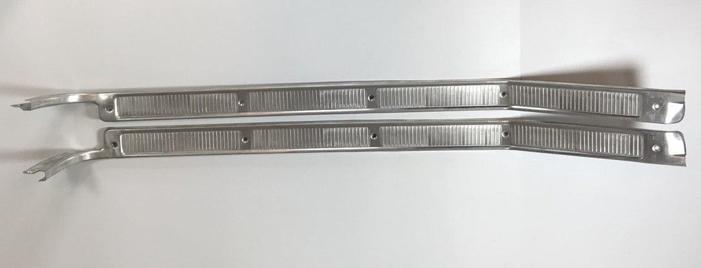 Door Sill Plates For 1967-1972 Ford F-100 & F-250 Pickup Truck (Main)