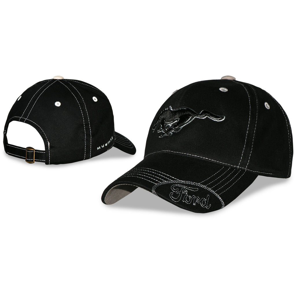 cb286471f617 Ford Mustang Hat - R&W Speed Shop