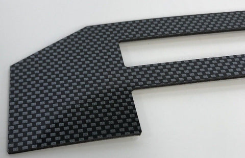 Image of 2018-2019 Ford F150 Tailgate Letter Inserts - Carbon Fiber - F