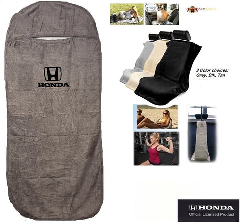 Image of Honda Logo Seat Armour Cover-Live Fast Supply Company