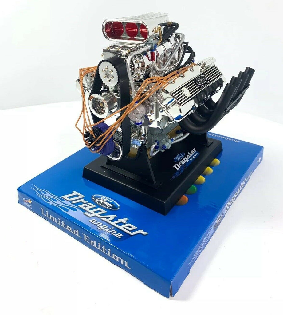 Ford Top Fuel Dragster Engine 1:6 Scale 427 SOHC Diecast