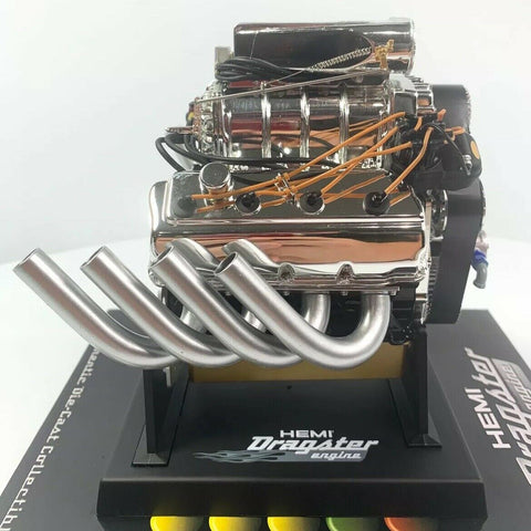 Dodge HEMI Top Fuel Dragster Model Engine - Diecast 1:6 Scale Replica-Live Fast Supply Company