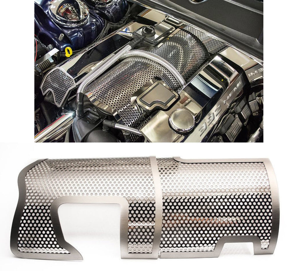 2011-2018 SRT Engine Plenum Perforated Cover - SRT & SRT8 6.4L 392 - Main