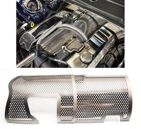 Image of 2011-2018 SRT Engine Plenum Perforated Cover - SRT & SRT8 6.4L 392 - Main