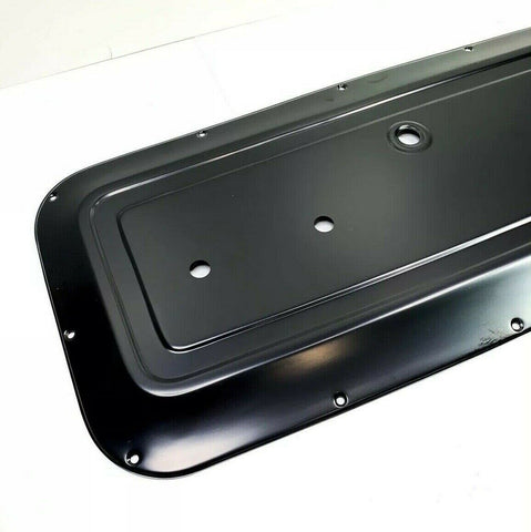 Image of LH Interior Door Panel for 1964-1966 Chevy Pickup Truck - Top