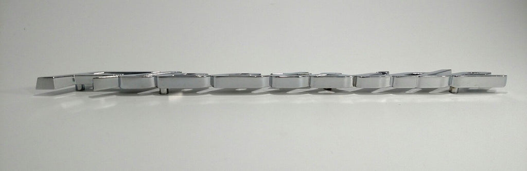 Pair of 1958-59 Chevy Emblem - Chrome Fleetside Truck Bed - Bottom