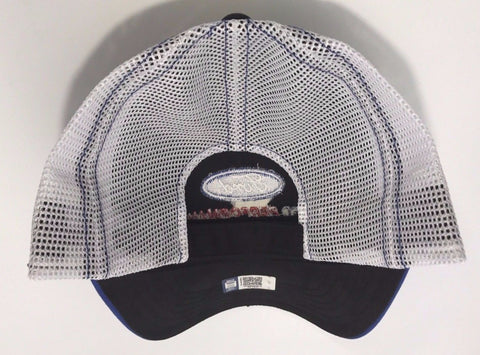 Ford Performance Hat with Blue Oval Logo Emblem (Back)