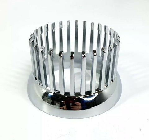 Image of Chrome 1959 Cadillac Style Tail Light Bezel - Custom Flush Mount Metal