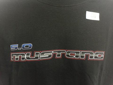 Image of Ford Fox Body 5.0 Mustang T-Shirt - Front