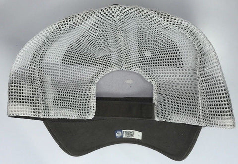 Ford Powerstroke Diesel Hat - Brown with White Mesh (Back)