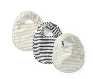 BLUES STRIPE BIB SET