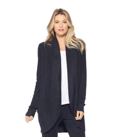 COZY CHIC LIGHT CIRCLE CARDI