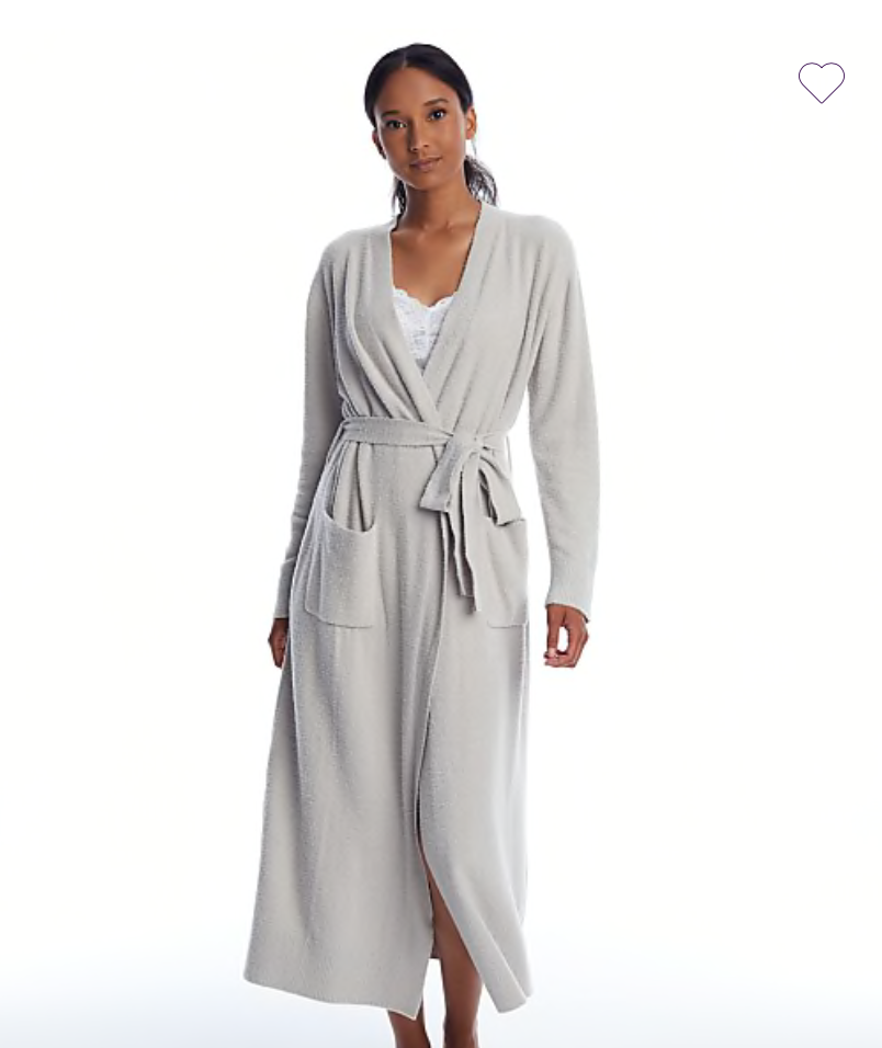 COZYCHIC LIGHT LONG ROBE
