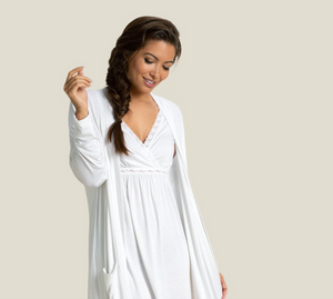 Barefoot Dreams Duster Robe