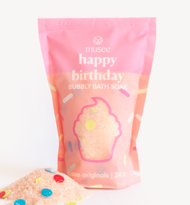 Happy Birthday Bubbly Bath Soak