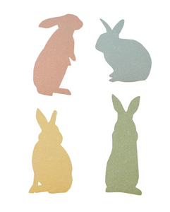Pastel Bunny Decor