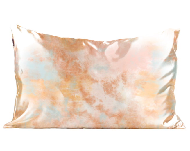Tie Dye Satin Pillowcase