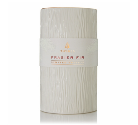 FRASIER FIR PILLAR CANDLE