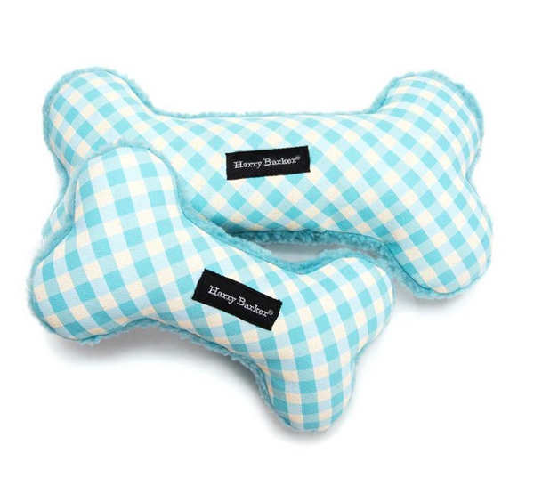 HARRY BARKER GINGHAM BONE