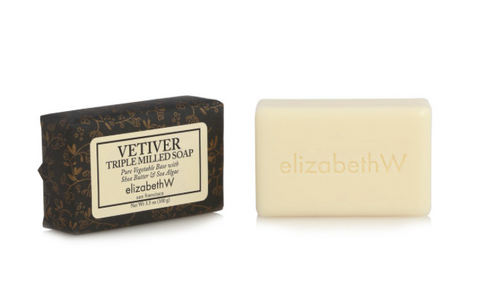 VETIVER MILLED SOAP