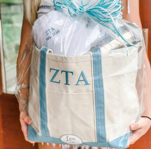 SORORITY TOTE BAG