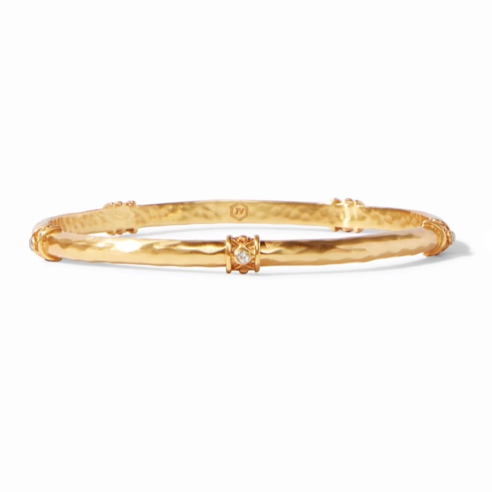 Julie Vos Savannah Stone Bangle