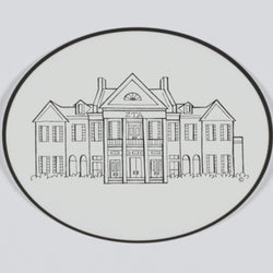 SORORITY HOUSE STICKER