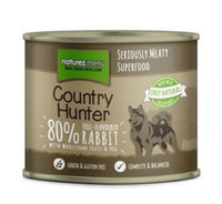 Naturesmenu Country Hunter Rabbit 600g