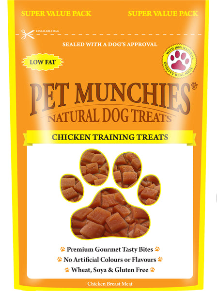 Pet Munchies Chicken Training Treat 150g