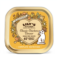 Lily's Kitchen Classic Chicken Dinner for Cats 85g