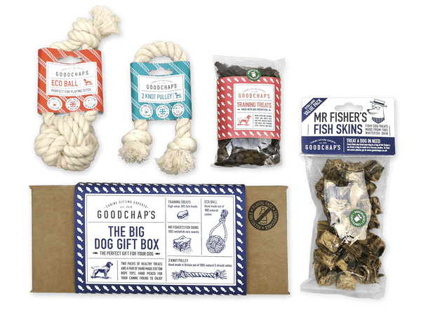 Goodchaps Big Dog Gift Box