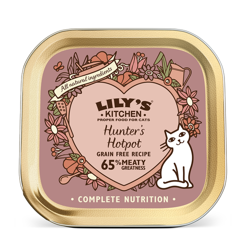 Lily's Kitchen Hunter's Hotpot for Cats 85g