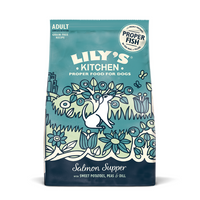 Lily's Kitchen Salmon Supper Dry Food