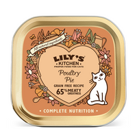 Lily's Kitchen Poultry Pie for Cats 85g
