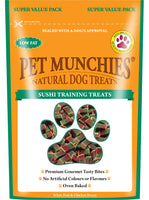 Pet Munchies Sushi Training Treat 150g