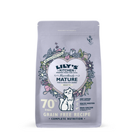 Lily's Kitchen Marvellously Mature Dry Food for Cats 800g