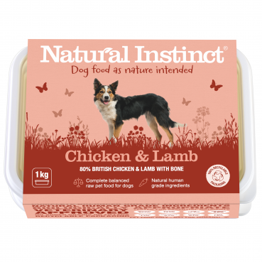 Natural Instinct Natural Chicken & Lamb