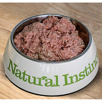 Natural Instinct Working Dog Chicken & Salmon