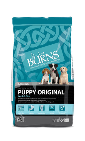 Burns Puppy Lamb & Rice