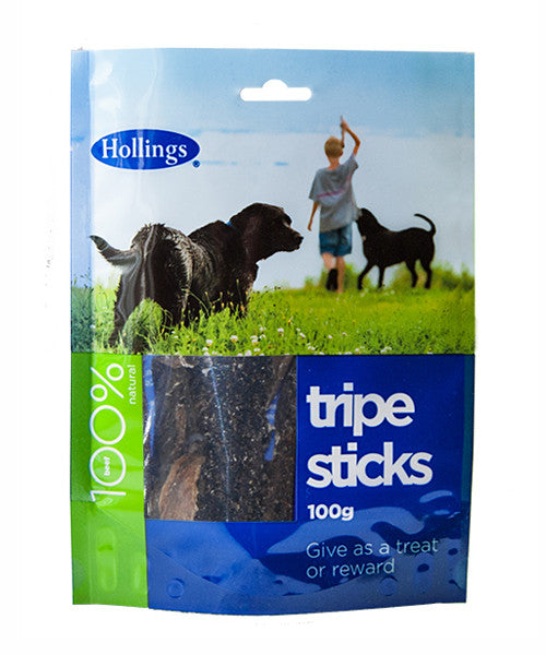 Hollings Tripe Sticks 100g