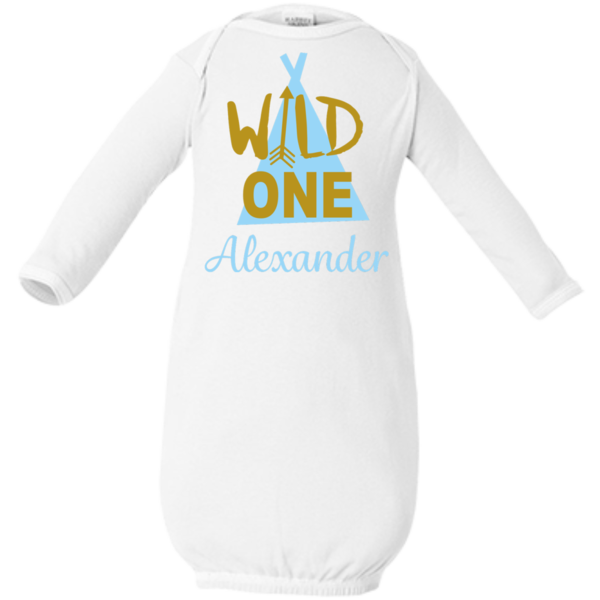 Boy and Girl Wild One for Etsy Personlized