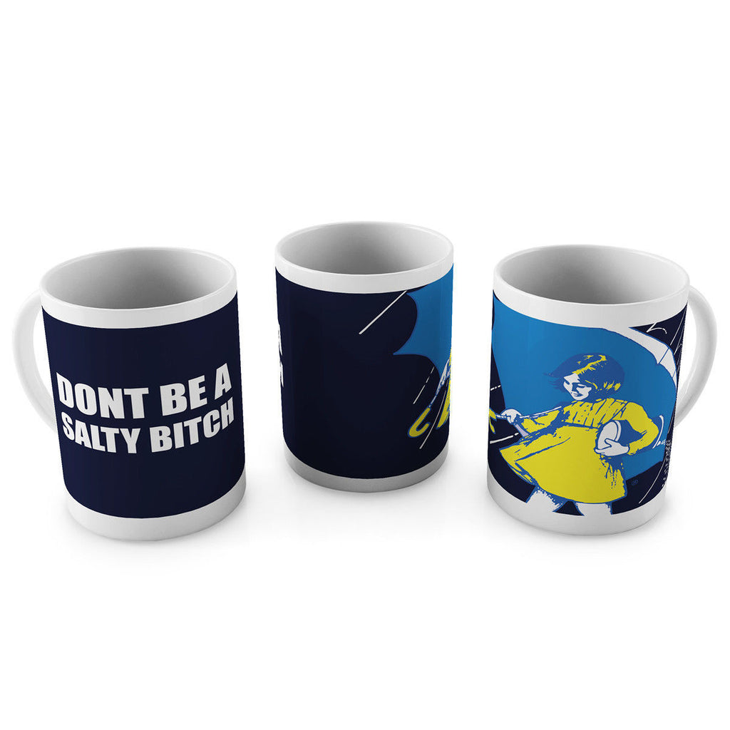 Salty Bitch Coffee Mugs