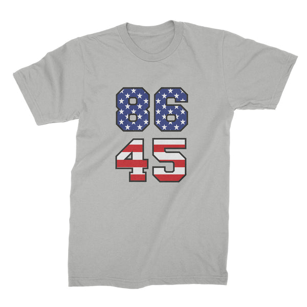 8645 T Shirt Impeach Trump Shirt 86 45 Tshirt