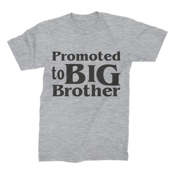 Big Brother Shirt Promoted to Big Brother T-Shirt New Brother Tee Clothing