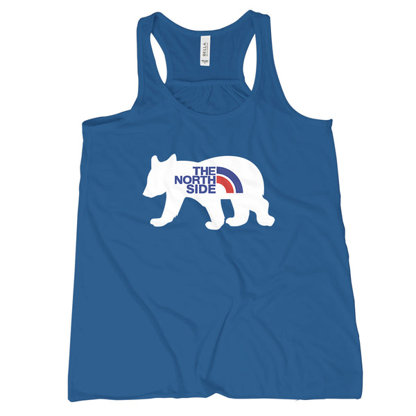 The North Side Cubs Tank Top Women The Northside Cubs
