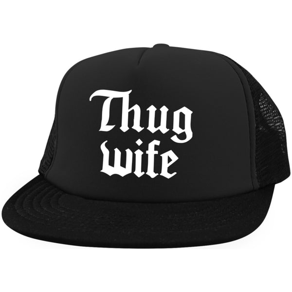 Thug Wife Hat Funny Wife Gifts Thug Mom